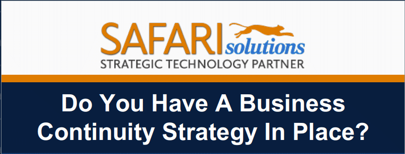 Business Continuity Plan for Covid19