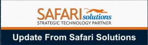 covid-19 update safari is working