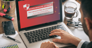 Implementing the right technology can save your data from a ransomware attack.